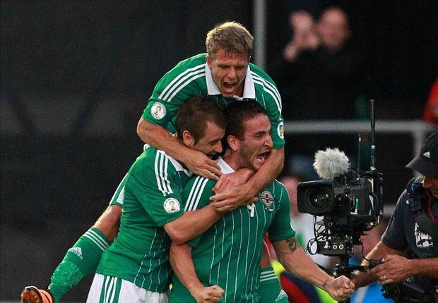 Northern Ireland match-winner Paterson proud of Russia strike