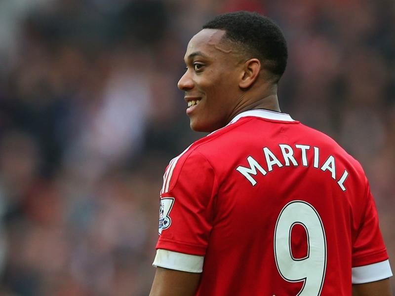 Manchester United, Martial est apte pour la Ligue Europa