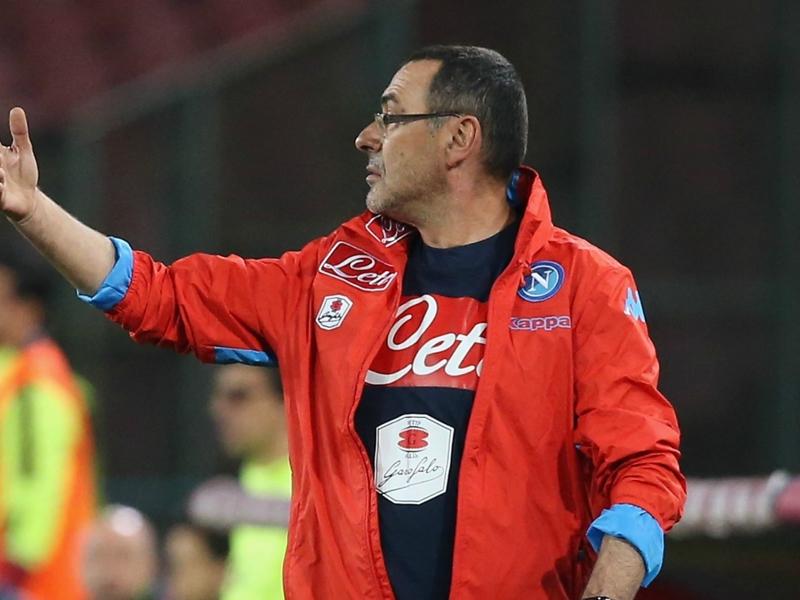 Naples, Maurizio Sarri : Je fais partie de la famille Napoli