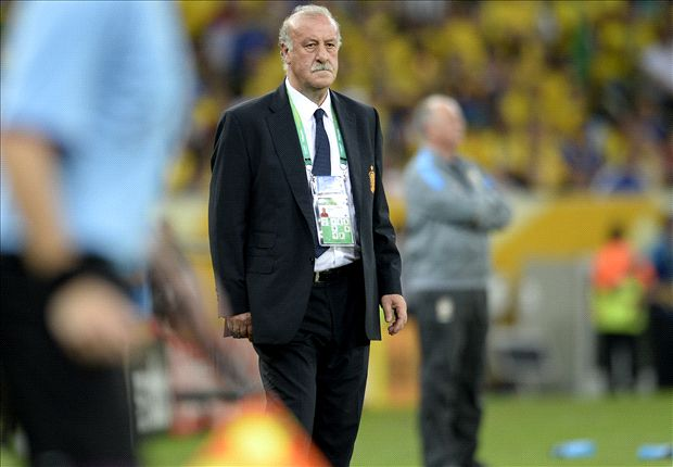Del Bosque: Ecuador made life hard for Spain