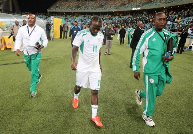 Victor Moses given time to prove fitness ahead of Malawi clash