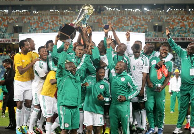 Friends Reunited: Nigeria & South Africa rekindle rivalry with AFCON draw