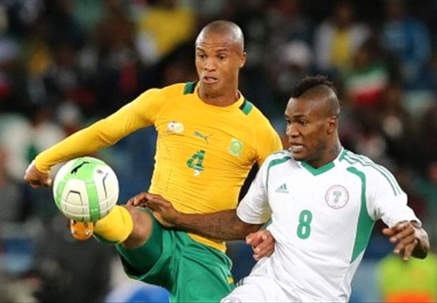Swaziland 0-3 South Africa: First Bafana Bafana goal for Nthethe