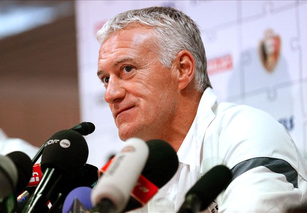 Deschamps relieved to stop France rot