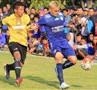 Arema Gasak Persekam Metro FC