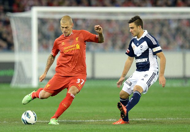 Skrtel ready to fight for Liverpool place