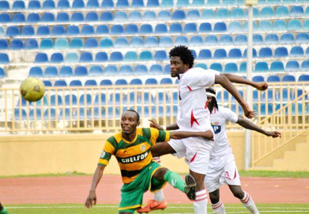 Rangers 2-1 Lobi Stars: Christian Obiozor brace gives Flying Antelopes victory