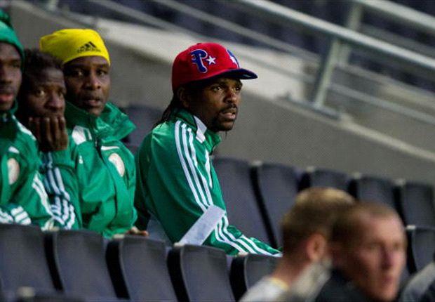 """Kanu: """"Nigeria wil WK winnen"""""""