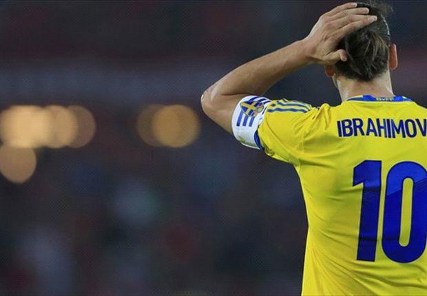 Ibrahimovic se borra de la lucha por el Balón de Oro