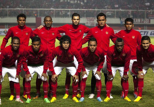 Indonesia turun satu strip di peringkat FIFA.