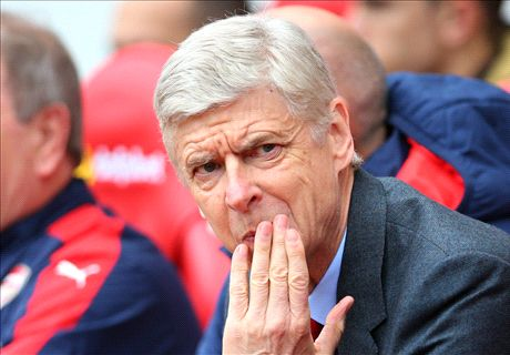 Wenger: Arsenal could improve when I leave