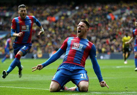 Wickham heads Palace into FA Cup final