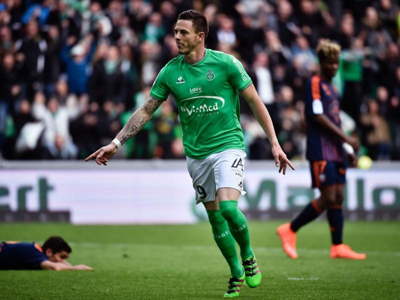 Saint-Étienne - Anderlecht (1-1), Roux délivre les Verts