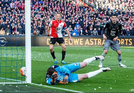 Feyenoord Europa in met bekerwinst