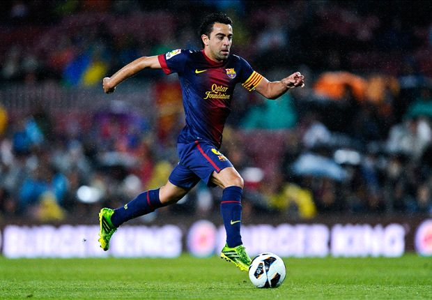 Xavi: Barcelona rediscovering intensity under Martino