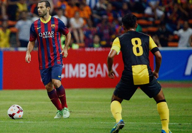 Mascherano: Criticism of Barcelona's new style 'absurd'