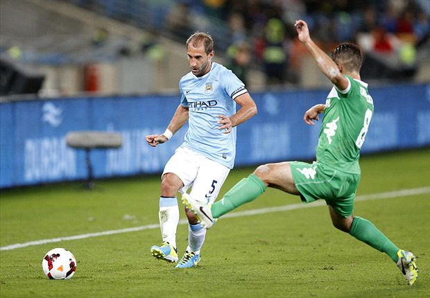 Zabaleta loves Manchester City style under Pellegrini