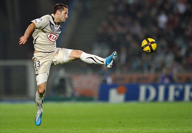Crystal Palace sign defender Marange from Bordeaux
