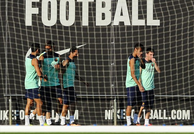 Barcelona comenzará este domingo su defensa del título, ante Levante.
