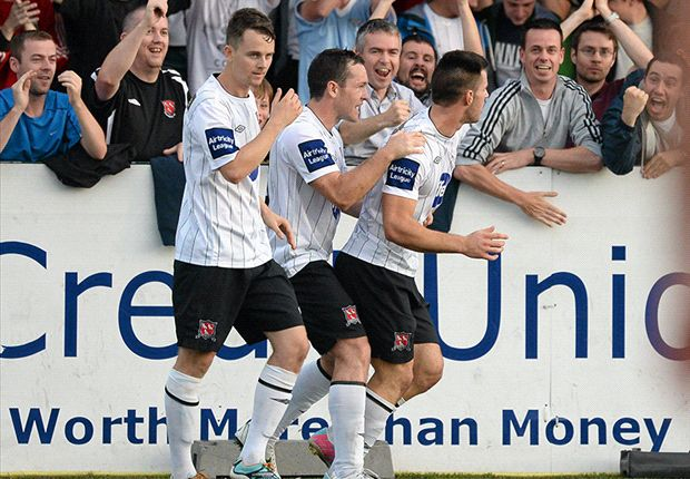 Dundalk 2-0 Sligo Rovers - Lilywhites keep title hopes alive with hard-fought win