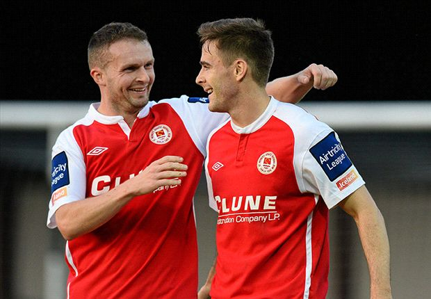 St Patrick's Athletic 1-0 Shelbourne - Stephen Maher goal proves the difference at Richmond Park