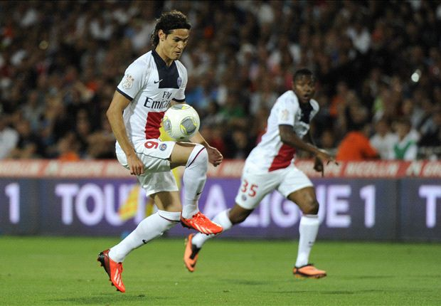 Paris Saint-Germain-Ajaccio Preview: Cavani in line for home debut as champions seek first win