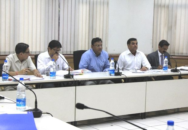Five-member Club Licensing Appeals Body (Photo: AIFF Media)