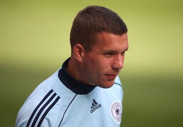 Lukas Podolski: I don't fear World Cup rejection