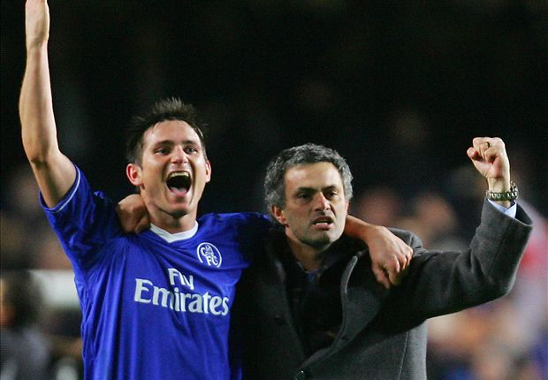 Lampard: Mourinho made me the player I am