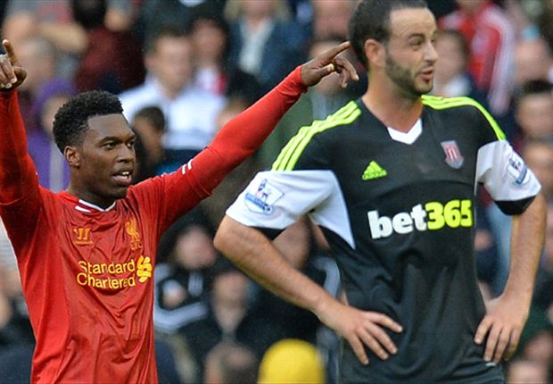 Sturridge could be fit for Stoke clash, says Rodgers
