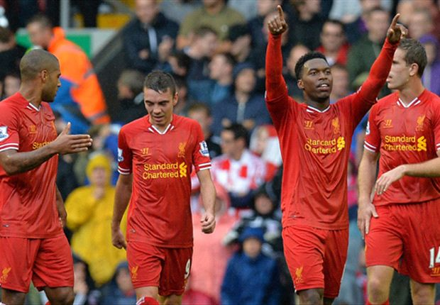 Liverpool 1-0 Stoke: Sturridge strike enough as Reds survive late penalty