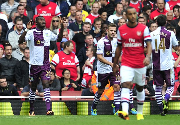 Arsenal & Wenger's folly exposed by rampant Aston Villa
