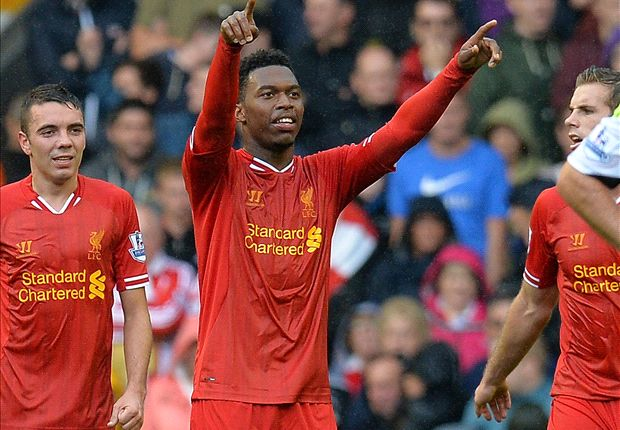 Liverpool boss Rodgers lauds Sturridge & Mignolet after Stoke win
