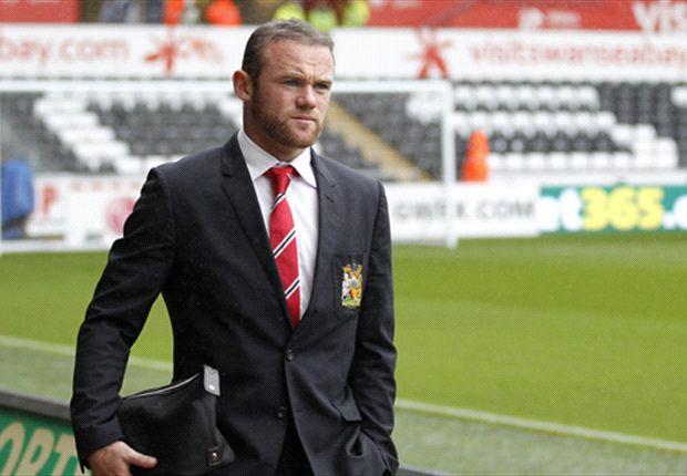 Man Utd heropent Rooney-gesprekken