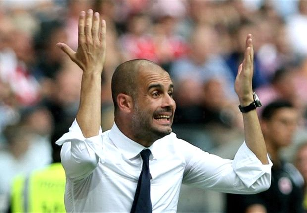 Guardiola the only winner in Robben struggle