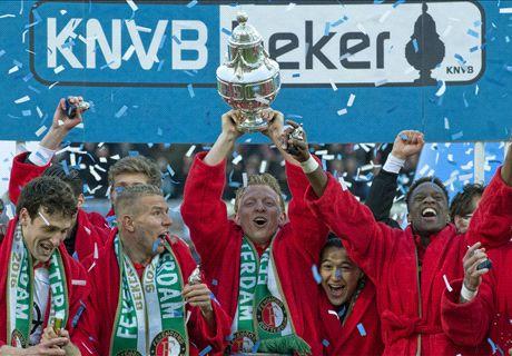 DAFTAR JUARA Piala Belanda (1899-2016)