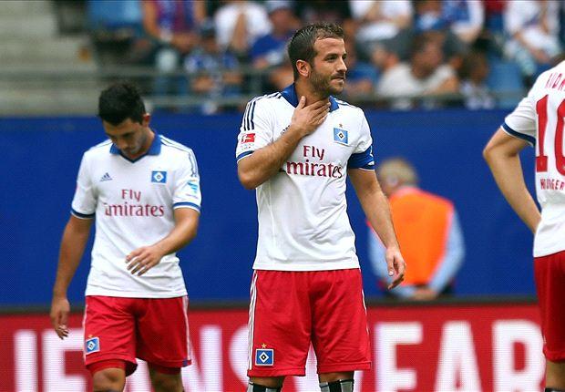 Schwerer Verlust für Rafael van der Vaart