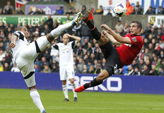 Goal Malaysia's Carlsberg EPL Player of the Week: Robin van Persie