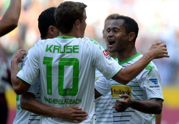 Borussia Monchengladbach Gasak Hannover