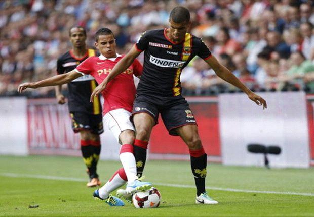 Go Ahead buigt pas na rust voor PSV
