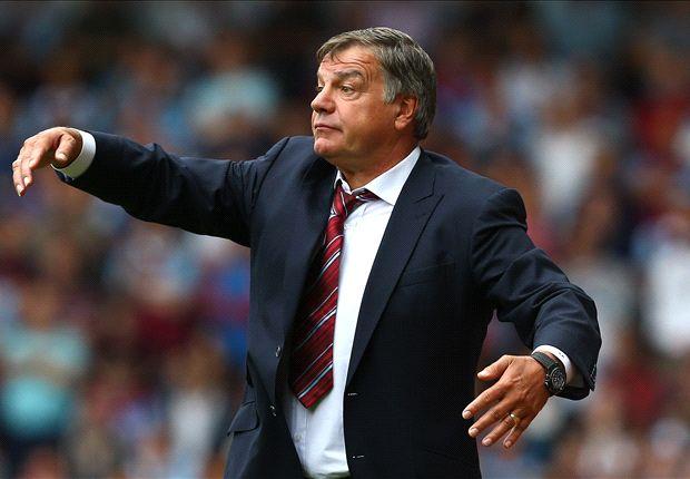 West Ham's attacking threat was shown in abundance, says Allardyce