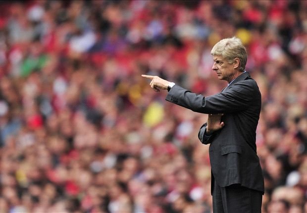 Wenger defends Arsenal transfer policy after Aston Villa defeat