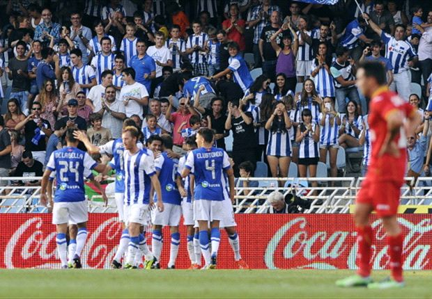 Carlos Vela scores goal, adds assist in Real Sociedad win