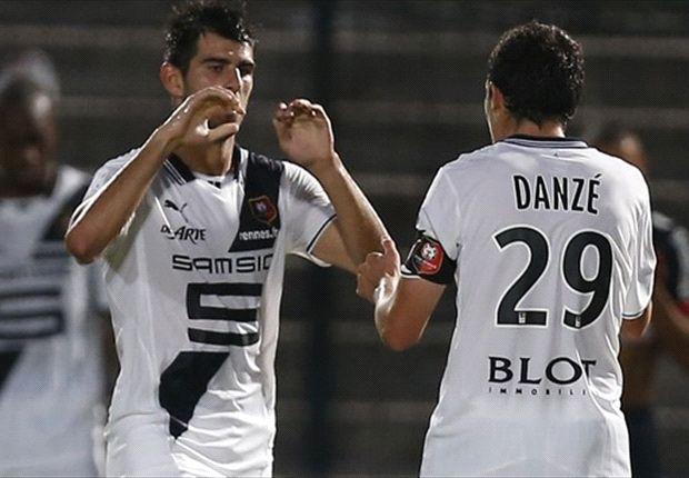 REVIEW Ligue 1 Prancis: Lille Tumbang, Bordeaux Ditahan