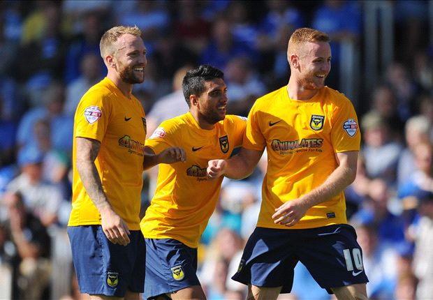 League Two Round-up: Oxford & Southend maintain perfect starts