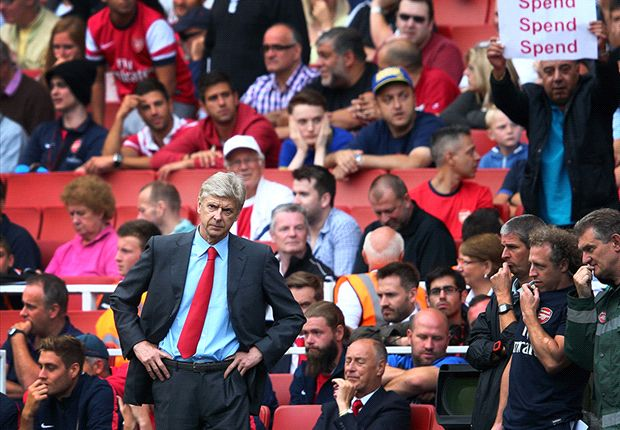 Wenger: We will not stop trying to strengthen the Arsenal squad