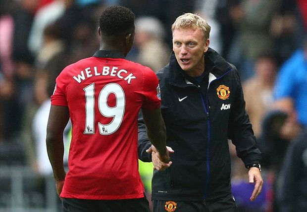 Welbeck deserves the headlines, says Manchester United boss Moyes