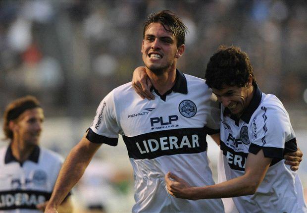El delantero, cuyo abuelo es croata, hizo tres goles en el Torneo Inicial 2013.