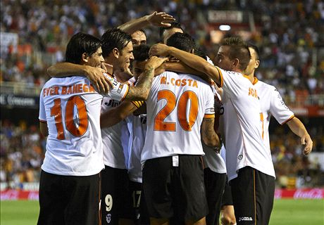 EN VIVO: Valencia 1-1 Athletic