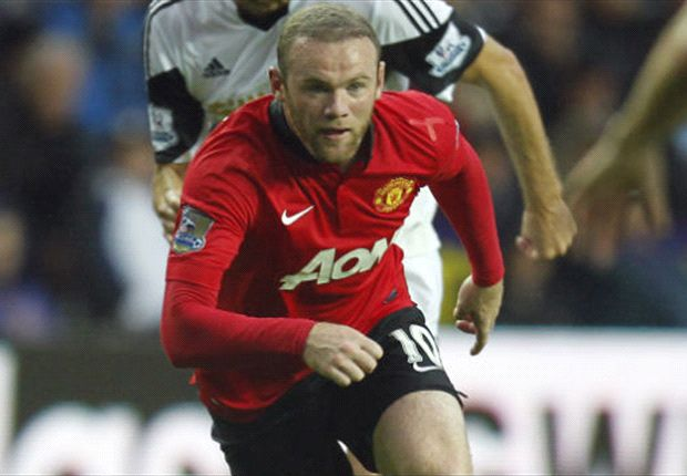 Rooney: I need to play more games